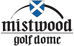 Logo Mistwood Golf Dome XSmall
