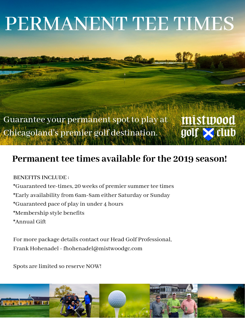 PERMANENT TEE TIMES Page