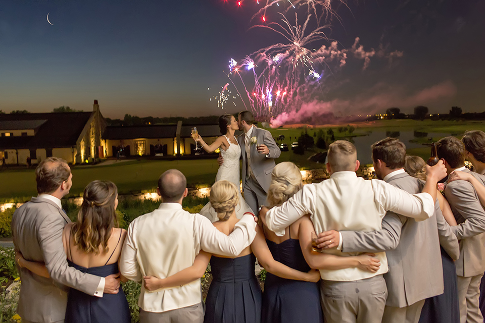 Fireworks-Wedding-Party